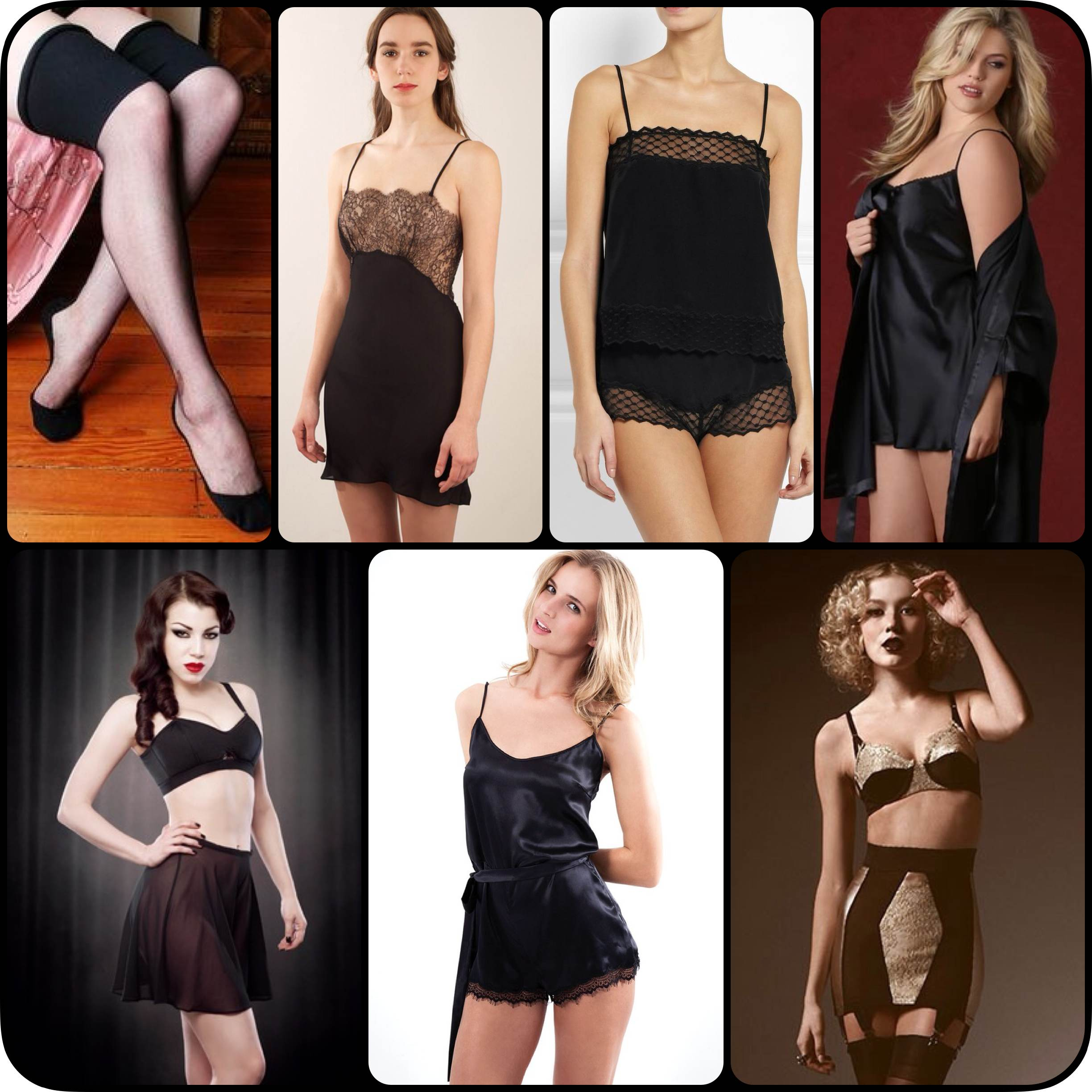 6f87f04d3d1a33 Lingerie for Lady Detectives  Inspired by Miss Phryne Fisher