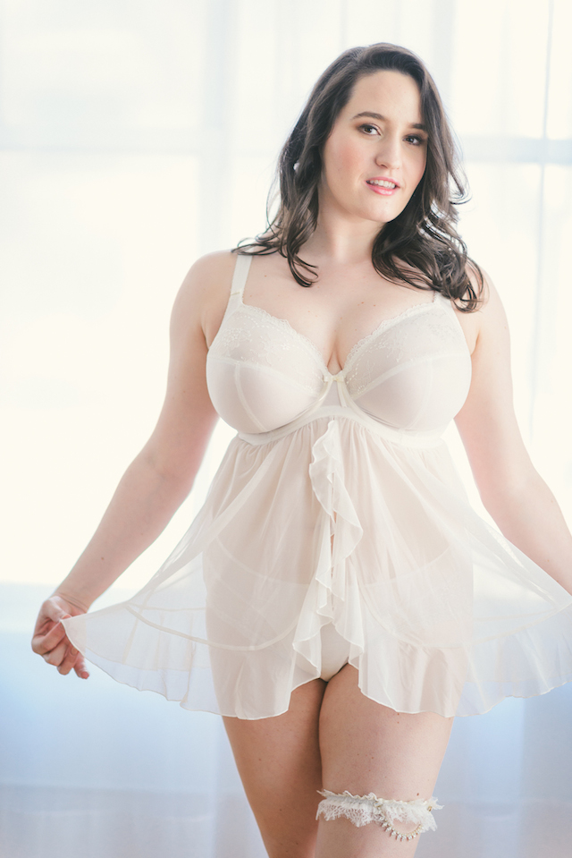 3cf77da6a51 Review  Maria Babydoll by Elomi