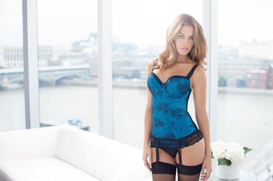 """Ivana"" Basque by Fantasie, available in sizes 30-38 D-G (UK)."